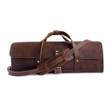 Premium Quality Distressed Leather Bar Tool Bag