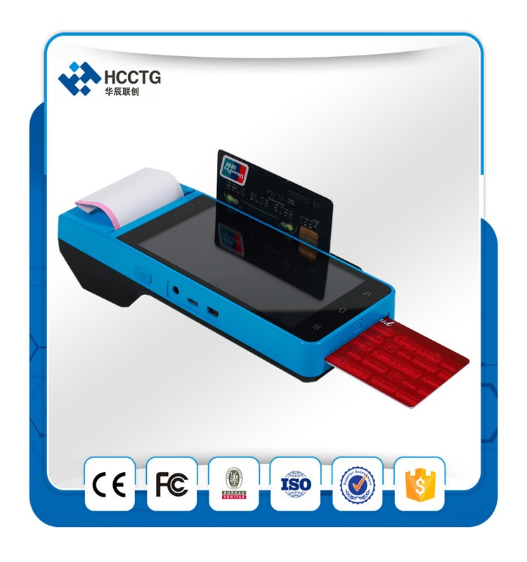 HCC-Z90 Pos Terminal Support Rapid Scanning Qr Code And NFC Payment Machine