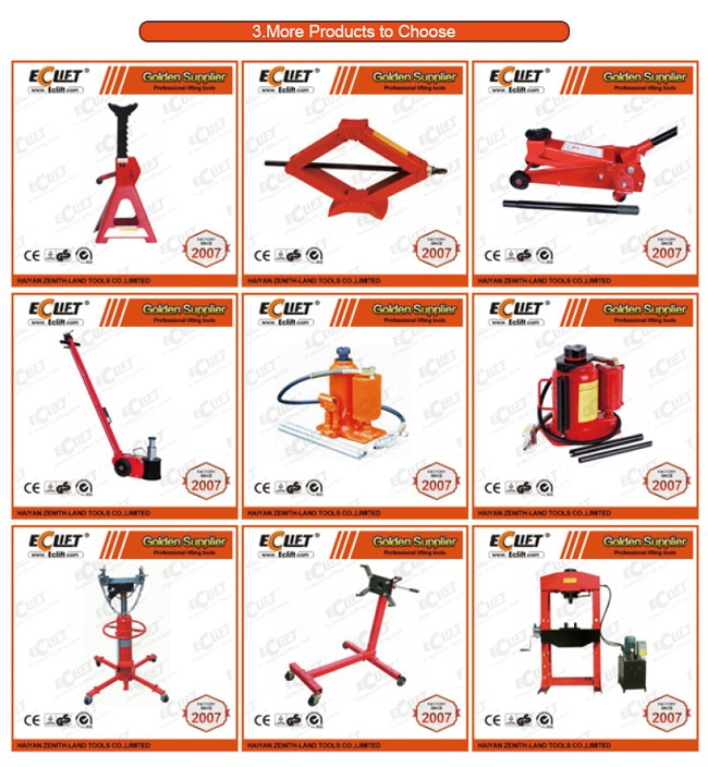 Porta Power Jack & separated hydraulic jack & Separated Jack(ZSH1006B)