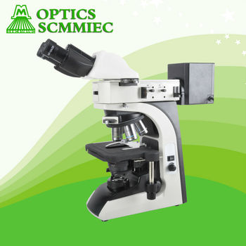 Upright inspection Dark field metallurgical microscope