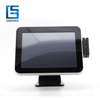 Popular restaurant touch screen windows pos system desktop