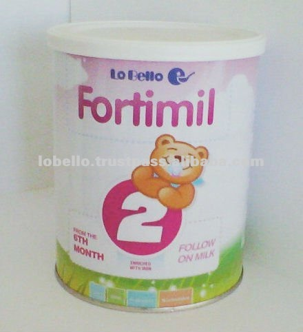 LO BELLO Infant Nutrition and Baby Food - FORTIMIL 2 - Milk Powder
