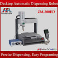 High cost performance ZM-500ED Desktop Double Liquid Automatic Dispensing machine