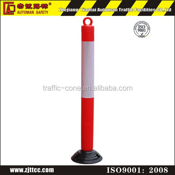 Reflective Road Warning post barrier delineator delineator reflector