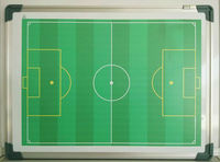dry erase write on wipe off printing board for writing