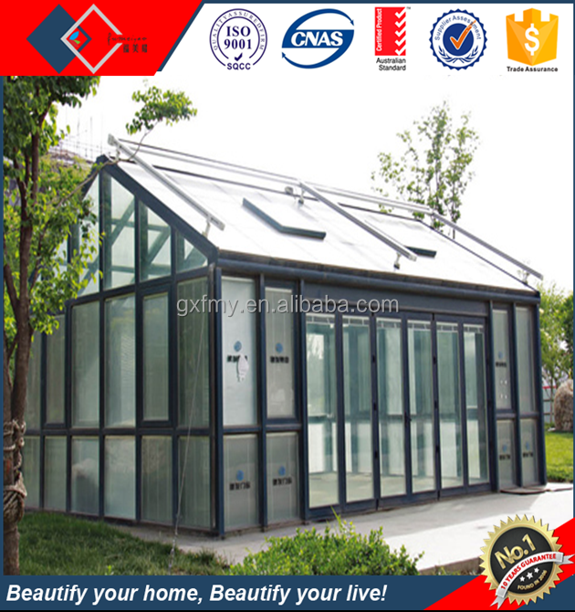 GuangXi factory hot sell high quality and best price for you portable sun room