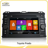 "7"" Car GPS High Definition Digital Touch Screen Car GPS navigation for TOYOTA Prado"
