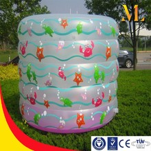 inflatable swimming pool pink pool children baby toys eco-friendly pvc