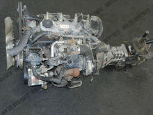 JDM USED ENGINE WITH GEARBOX FOR CAR ISUZU C223 C223-T TURBO TROOPER