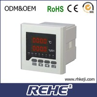 AC Switching Power Supply 85~265v Digital LED Display Temperature and Humitidy Controller