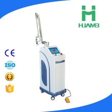 30W CO2 laser tube/fractional co2 laser machine for scar removal