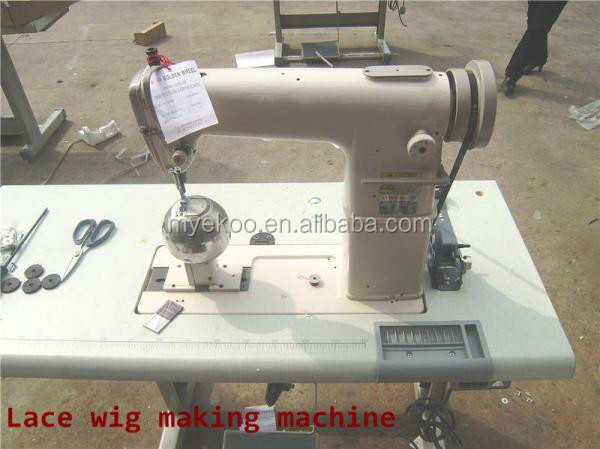 High head wig making machine 810 wig sewing machine
