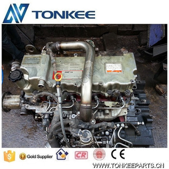 HINO J05E Pelle Moteur & J05E Moteur HINO J05E Moteur assy pour SK200-8 SK200LC-8