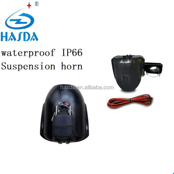 shenzhen supplier wholesale suspension horn waterproof tower speaker for tractors ATV UTV motorcycle