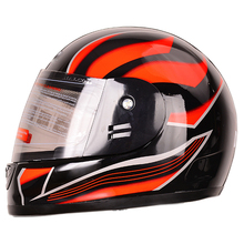 Stylish cheap motorcycle full face street helmet