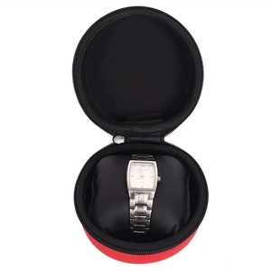 single waterproof portable competitive leather luxury hard oem eva watch travel case
