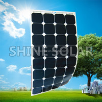 amorphous silicon module solar panel 60 cell solar photovoltaic module