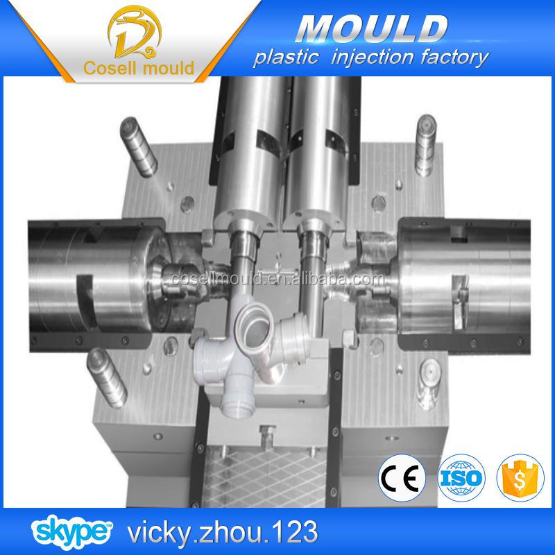 ce/sgs approved high quality pvc pipe mould/pipes injection mould/die stocks for tubes pvc