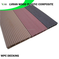 China wood plastic composite manufacturer 2016 new wpc flooring hollow on sale