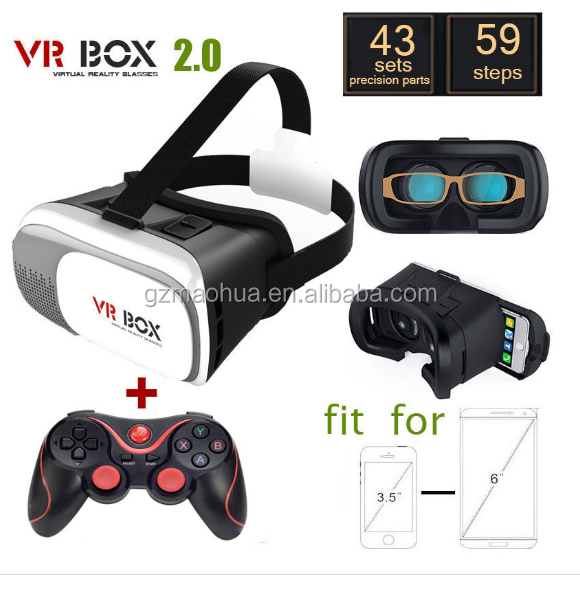 huge angle vr box mini 1.0 3d movie sex adult video vr box
