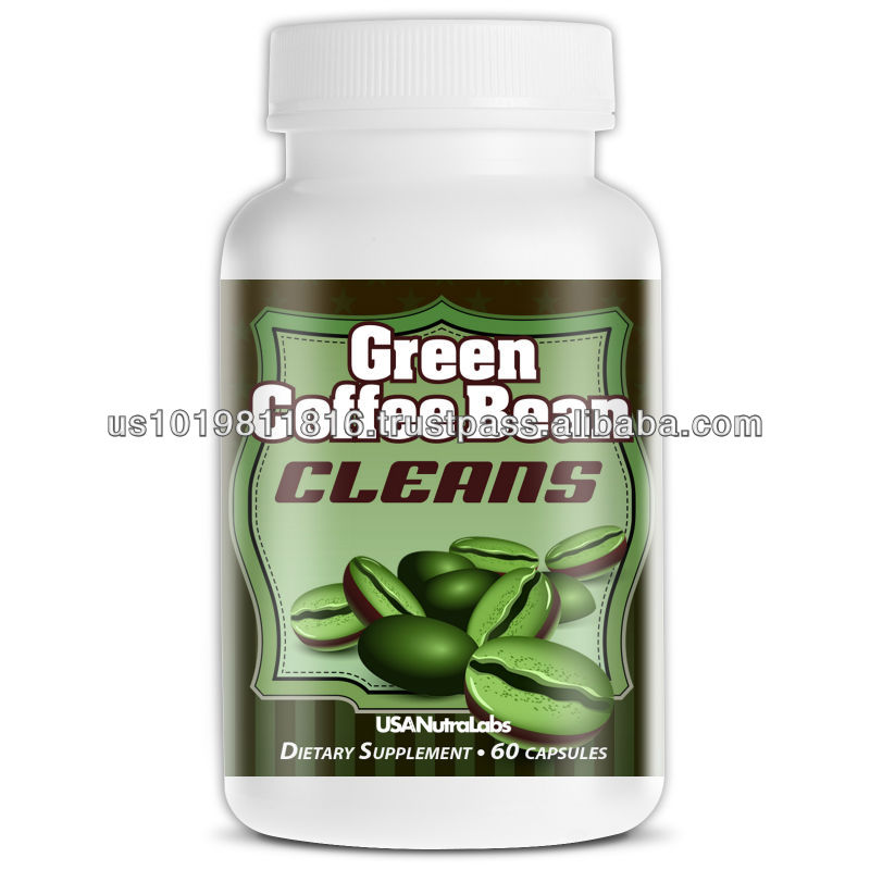 Green Coffee Detox Colon Cleanser