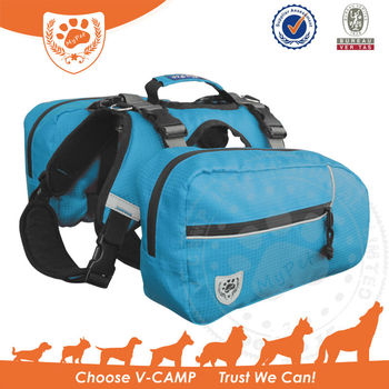 Multi-function Dog Backpack, Pet Product