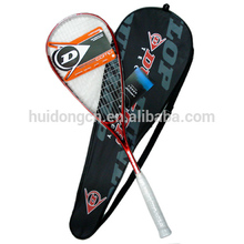 Hot sale good price for Adult use wholesale Carbon aluminum custom squash racket with string