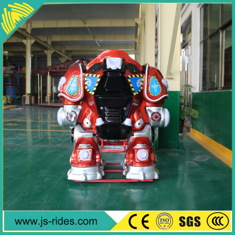 2015 newest shopping mall walking robot rides for sale kids ride on toys electric robot