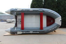 CE certified inflatable paddle boats military patrol boats zodiac aluminium hovercraft ASD-230 to 460 for sale!