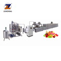 China made high quality jelly belly dispenser stainless steel 304 electrics gummy candy maker molds