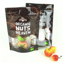 resealable food packaging plastic for dry fruit