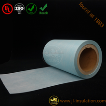 Dacron/mylar/Dacron motor insulation paper for winding
