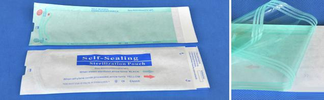 New Self-sealing Sterilization Pouch