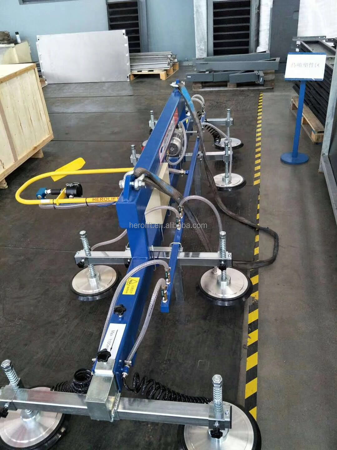 Vacuum lifting device Electric Powered Vacuum Lifters
