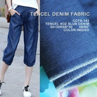 woven wholesale low denim fabric prices 100% cotton print denim fabric
