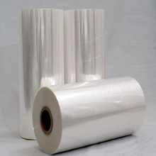 POF shrink film for package machine use