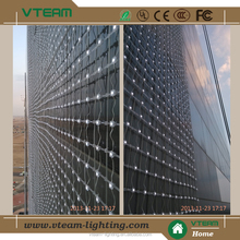 Flexible LED media Curtain/Stage/ Renatl/ Outdoor Facade, auditorium led display