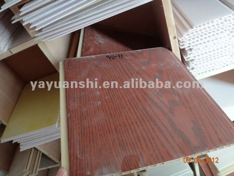 wood plastic decorative wall board
