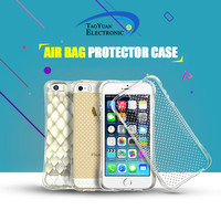 Free sample mobile phone transparent bumper case for iphone 5 series