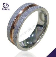 2015 cheap price jewelry 316l stainless steel finger ring for men