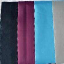 polyester 420D pearl dot jacquard fabric PVC coated