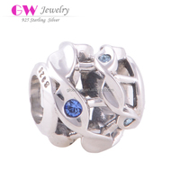 Boy And Girl Charm 925 Sterling Silver European Style Diy Fashion Beads Jewelry