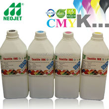 ISO9001certification!!! Industry Direct selling textile printing silicone ink