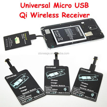 Universal Qi Wireless Charging Receiver For Android Phone Samsung HTC Nokia