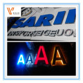 Outdoor Custom Acriylic Front light Led Channel Letter