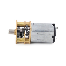 12v dc motor with N20 gear reduction