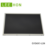 G104X1-L04 CMI IPS lcd 10.4 inch 500nits with resistive touch panel