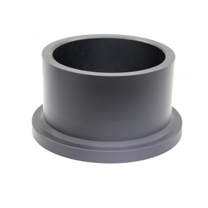 cheap price fresh material butt welding hdpe stub end flange bushing