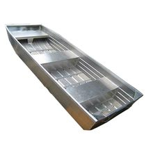CE KINDLE-AB003 Small Cheap Flat Bottom Welded Aluminum Boats for Sale