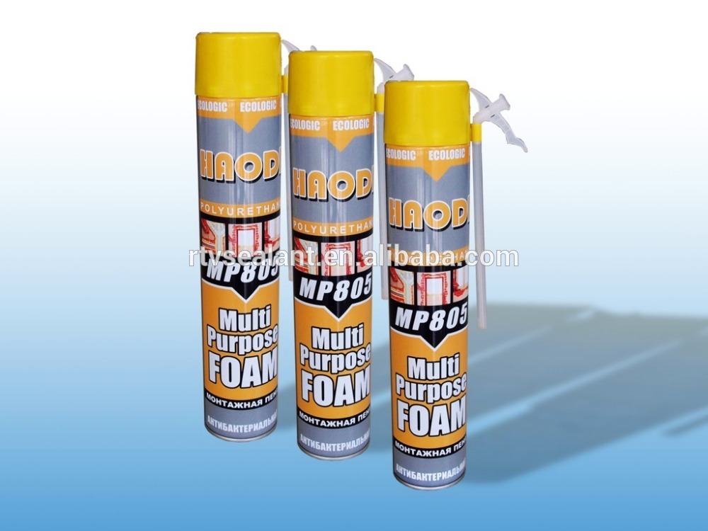 General Purpose Liquid Polyurethane Foam Spray,Polyurethane Adhesive, PU foam at good price